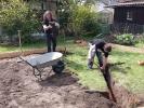 Schachtarbeiten Bodenplatte_10