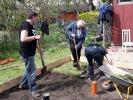 Schachtarbeiten Bodenplatte_20